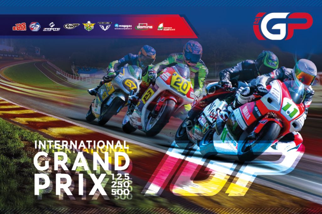 Campionato International Grand Prix 2018