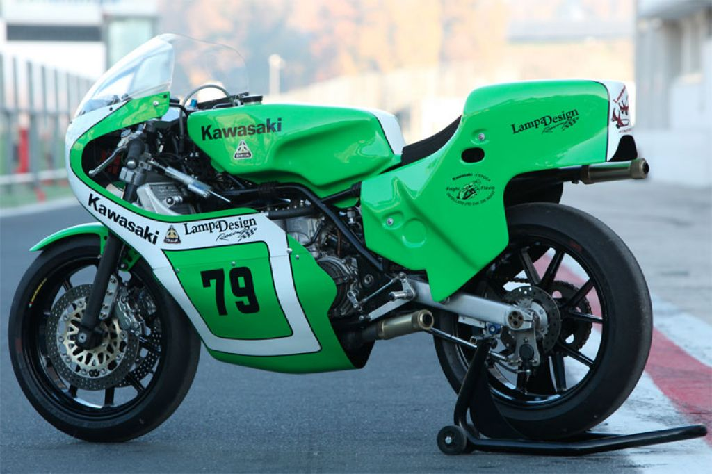 T.S.BACK TO THE FUTURE: KAWASAKI – D.E.A.