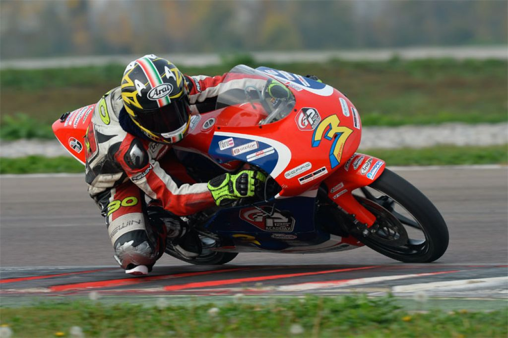 TEST ACADEMY IGP A CREMONA CIRCUIT