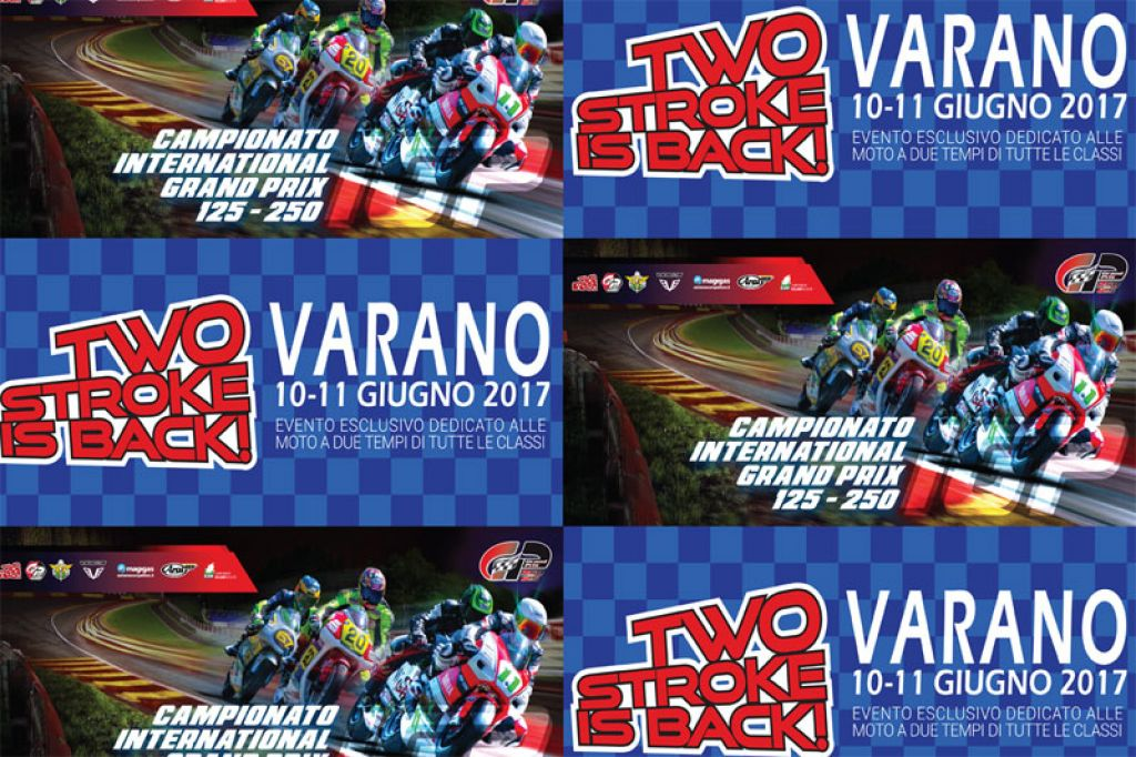 TWO STROKE IS BACK! - I.G.P. 3° ROUND A VARANO